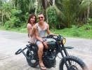 Jericho and Jasmin at Siargao Islands