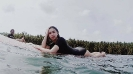 Julia Barretto in Siargao
