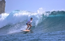 Red Hot Chilli Peppers' Anthony Kiedis Charging the Waves of Cloud 9 in Siargao Island Philippines